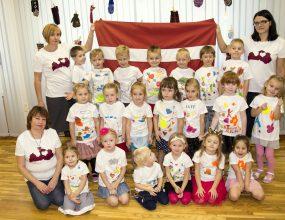Latvijai dzimšanas diena – 100!